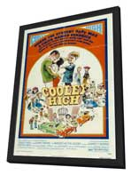 Cooley High - 27 x 40 Movie Poster - Style B - in Deluxe Wood Frame