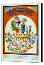 Cooley High - 27 x 40 Movie Poster - Style B - Museum Wrapped Canvas