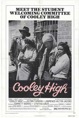 Cooley High - 11 x 17 Movie Poster - Style A