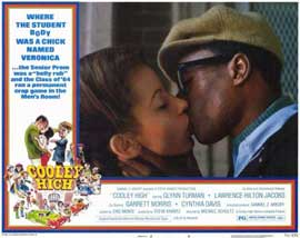 Cooley High - 11 x 14 Movie Poster - Style B