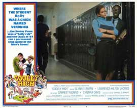 Cooley High - 11 x 14 Movie Poster - Style F