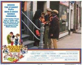 Cooley High - 11 x 14 Movie Poster - Style C