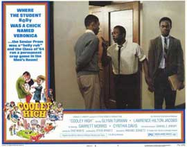 Cooley High - 11 x 14 Movie Poster - Style G