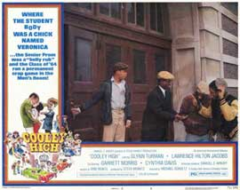Cooley High - 11 x 14 Movie Poster - Style H