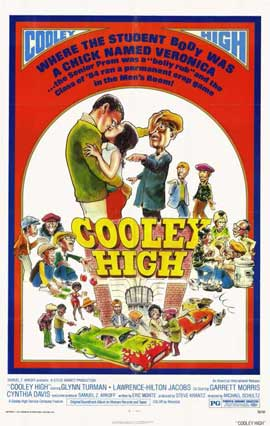 Cooley High - 11 x 17 Movie Poster - Style B