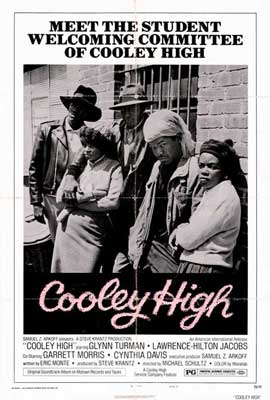 Cooley High - 27 x 40 Movie Poster - Style A