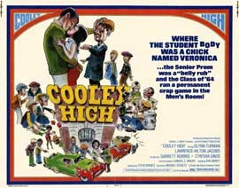 Cooley High - 22 x 28 Movie Poster - Half Sheet Style A