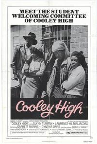 Cooley High - 43 x 62 Movie Poster - Bus Shelter Style A