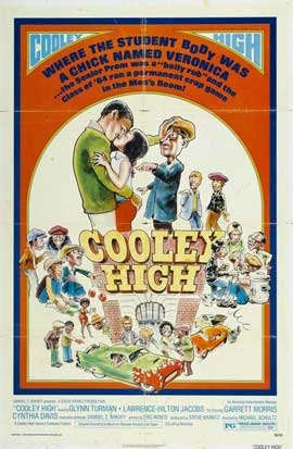 Cooley High - 27 x 40 Movie Poster - Style B