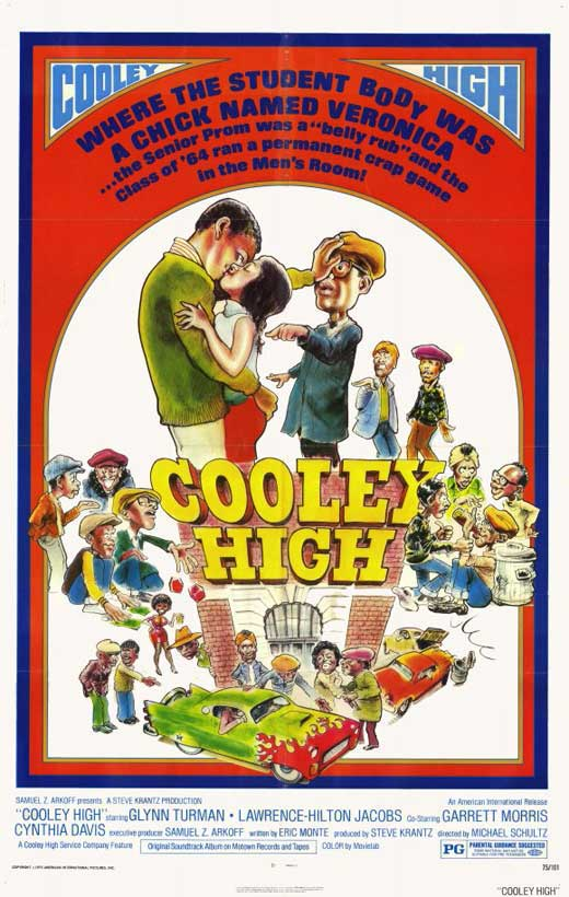 Cooley High Movie Posters From Movie Poster Shop