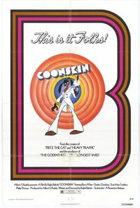 Coonskin - 43 x 62 Movie Poster - Bus Shelter Style A