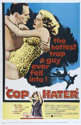 Cop Hater - 11 x 17 Movie Poster - Style A