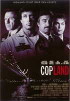 Cop Land - 11 x 17 Movie Poster - German Style A