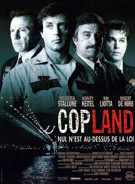 Cop Land - 11 x 17 Movie Poster - French Style A