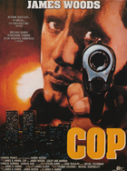 Cop - 11 x 17 Movie Poster - French Style A