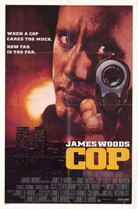 Cop - 11 x 17 Movie Poster - Style A