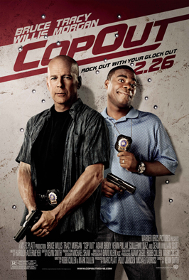 Cop Out - 11 x 17 Movie Poster - Style A - Double Sided