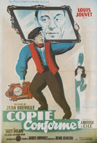 Copie conforme - 11 x 17 Movie Poster - French Style A