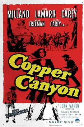 Copper Canyon - 27 x 40 Movie Poster - Style A