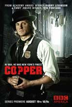 Copper (TV) - 11 x 17 TV Poster - Style B