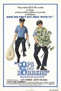 Cops and Robbers - 11 x 17 Movie Poster - Style B