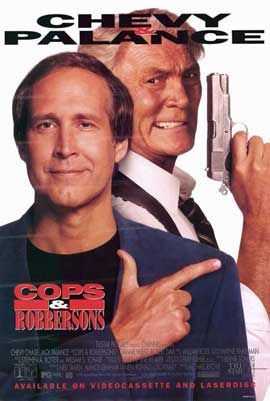 Cops and Robbersons - 11 x 17 Movie Poster - Style A