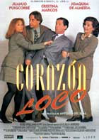 Corazon loco - 27 x 40 Movie Poster - Spanish Style A