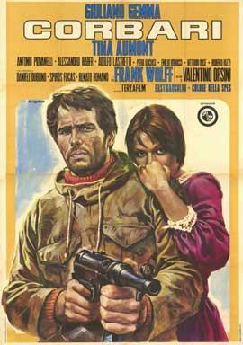 Corbari - 11 x 17 Movie Poster - Italian Style A