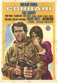 Corbari - 39 x 55 Movie Poster - Italian Style A