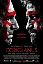 Coriolanus - 11 x 17 Movie Poster - Style B