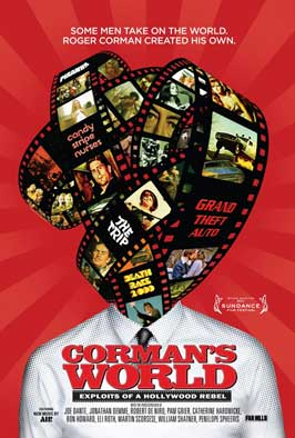 Corman's World: Exploits of a Hollywood Rebel - 11 x 17 Movie Poster - Style B