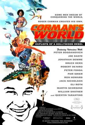Corman's World: Exploits of a Hollywood Rebel - 27 x 40 Movie Poster - Style A