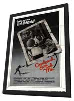 Cornbread, Earl & Me - 27 x 40 Movie Poster - Style A - in Deluxe Wood Frame