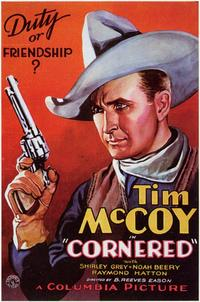 Cornered - 11 x 17 Movie Poster - Style B