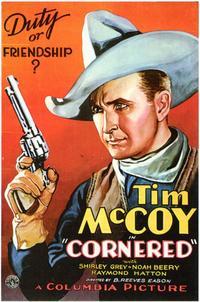 Cornered - 11 x 17 Movie Poster - Style C