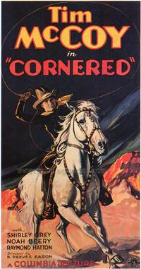 Cornered - 43 x 62 Movie Poster - Bus Shelter Style A