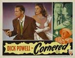 Cornered - 11 x 14 Movie Poster - Style A