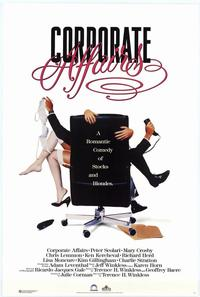 Corporate Affairs - 27 x 40 Movie Poster - Style A