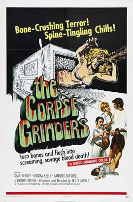 The Corpse Grinders - 11 x 17 Movie Poster - Style A