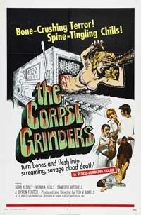 The Corpse Grinders - 43 x 62 Movie Poster - Bus Shelter Style A