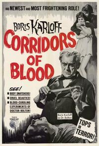 Corridors of Blood - 27 x 40 Movie Poster - Style A