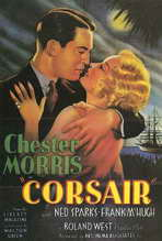 Corsair - 11 x 17 Movie Poster - Style A