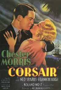 Corsair - 43 x 62 Movie Poster - Bus Shelter Style A