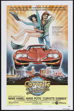 Corvette Summer - 11 x 17 Movie Poster - Style C