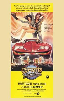 Corvette Summer - 11 x 17 Movie Poster - Australian Style A