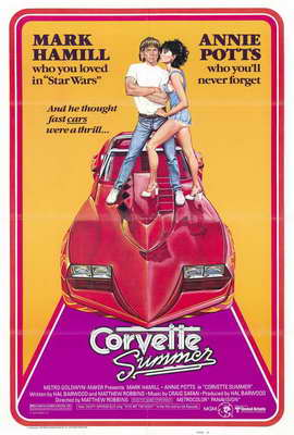 Corvette Summer - 27 x 40 Movie Poster - Style A