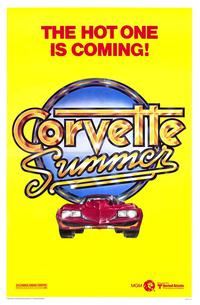 Corvette Summer - 43 x 62 Movie Poster - Bus Shelter Style A