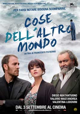 Cose dell'altro mondo - 43 x 62 Movie Poster - Italian Style A
