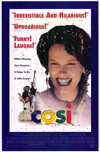 Cosi - 11 x 17 Movie Poster - Style A