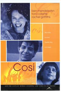 Cosi - 11 x 17 Movie Poster - Style B